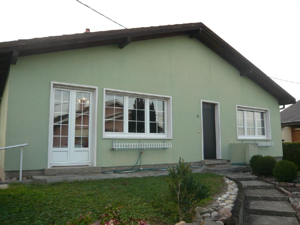 Achat vente maison de 4 pi ces berrwiller 68500 for Achat maison 68