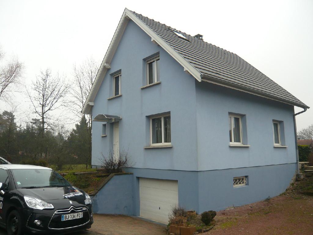 Achat vente maison de 5 pi ces uffholtz 68700 dans for Location garage cernay