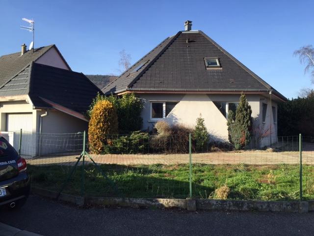 Achat vente maison de 5 pi ces issenheim 68500 for Location garage cernay