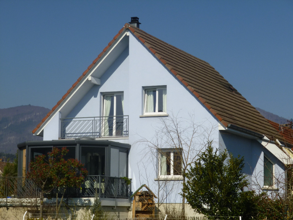 Achat vente maison de 6 pi ces uffholtz 68700 dans for Location garage cernay