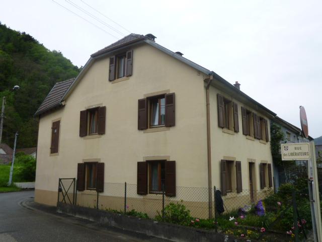 Achat vente maison de 5 pi ces willer sur thur 68760 for Achat maison 68