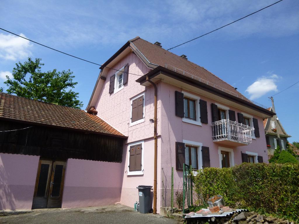 Achat vente maison de 5 pi ces wattwiller 68700 for Achat maison 68
